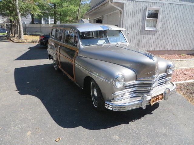 1949 Plymouth Woodie