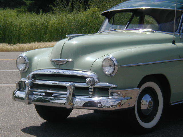 1950 chevrolet deluxe 2 door sedan for 1950 chevy styleline deluxe 4 door sedan