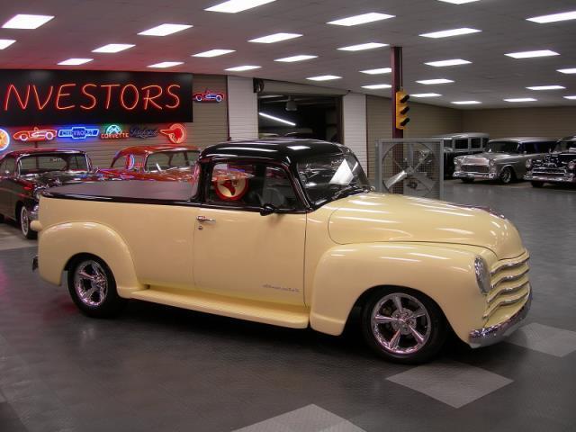 1950 chevrolet pick up suburban. Black Bedroom Furniture Sets. Home Design Ideas