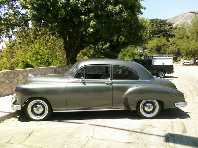 1950 chevrolet styleline deluxe base coupe 2 door 3 5l for 1950 chevy styleline deluxe 4 door sedan