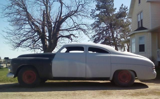 1950 custom 4 door mercury for 1950 mercury 4 door for sale
