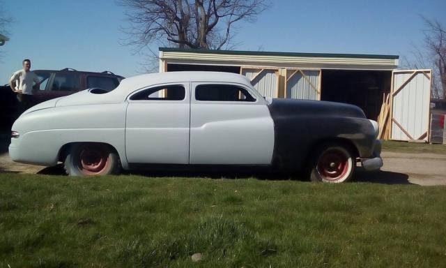 1950 custom 4 door mercury for 1950 mercury 4 door sedan