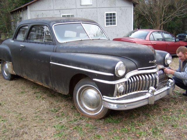 1950 desoto coupe street rod hotrod parts car mopar
