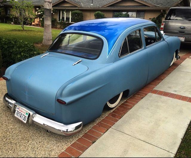 Ford West Covina >> 1950 Ford Shoebox Bagged Kustom