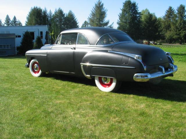 1950 oldsmobile holiday 88 2 door hardtop