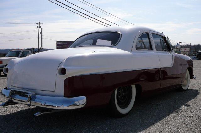 1951 Ford Sport Coupe Mustang Motor 1949 Custom Restomod