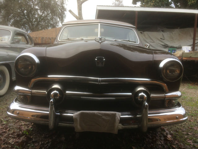1951 ford victoria 2 door coupe for 1951 ford 2 door coupe