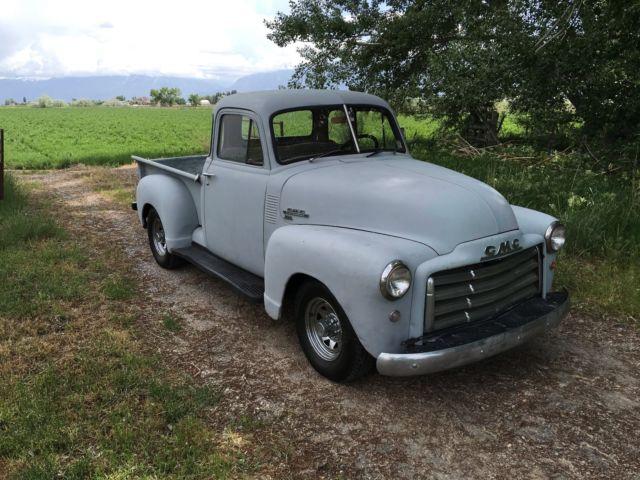 1951 gmc 3100 5 window for 1951 gmc 5 window pickup