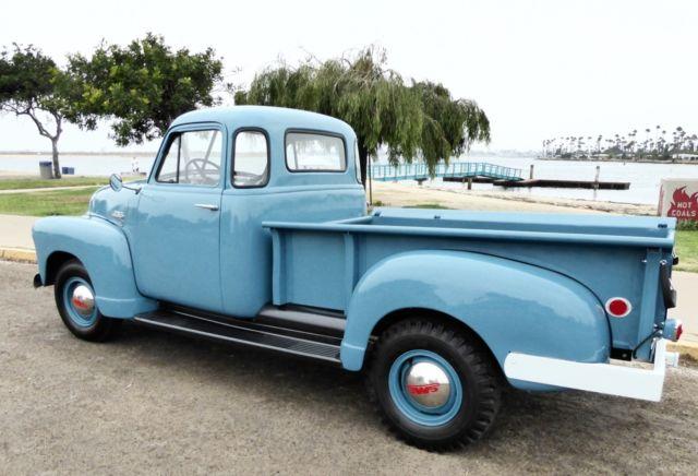1951 gmc 3 4 ton pickup truck 5 window immaculate for 1951 gmc 5 window pickup