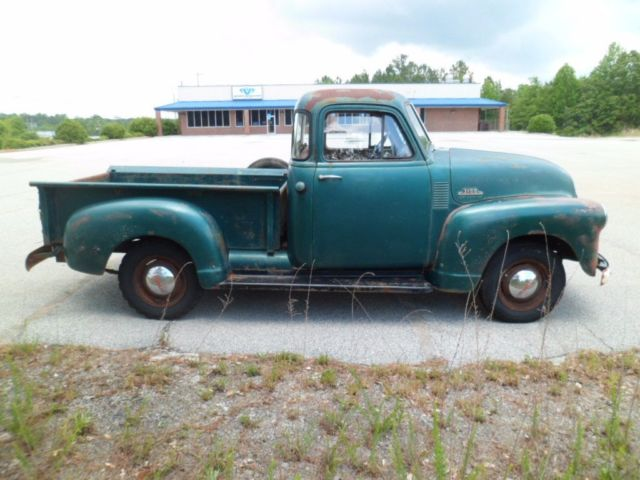 1952 chevrolet 3100 5 window truck true barn find original for 1952 chevy truck 5 window