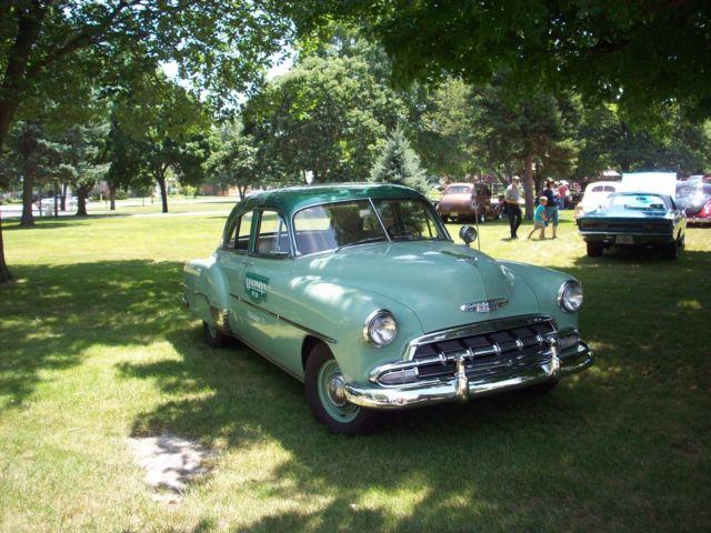 1952 chevrolet 4 door styleline deluxe for 1952 chevrolet styleline deluxe 2 door sedan