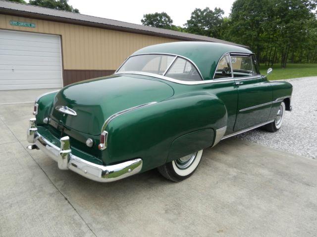 1952 Chevrolet Bel Air Two Door Hardtop