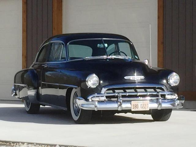 1952 chevrolet styleline deluxe 2 door sedan for 1952 chevy 2 door sedan