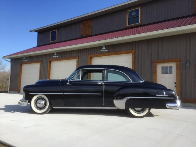 1952 chevrolet styleline deluxe 2 door sedan for 1952 chevy deluxe 2 door for sale