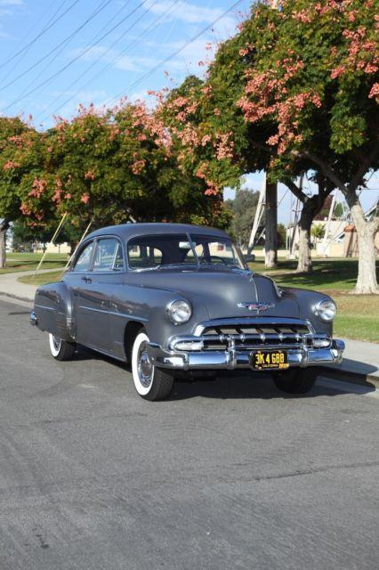 1952 chevrolet styleline deluxe tudor sedan for 1952 chevrolet styleline deluxe 2 door sedan