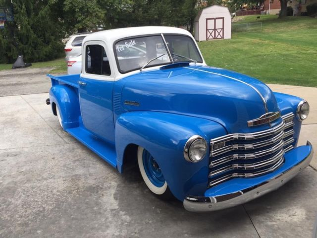 1952 chevy 5 window pickup 3100 for 1952 chevy pickup 5 window