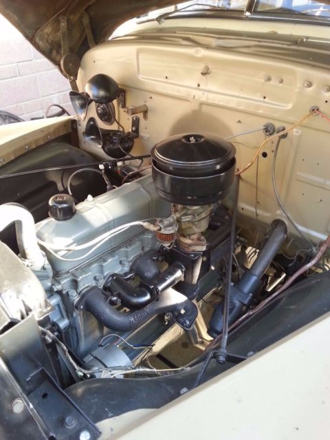 1952 Chevy Suburban Carryall Clamshell 1947 1948 1949 1950