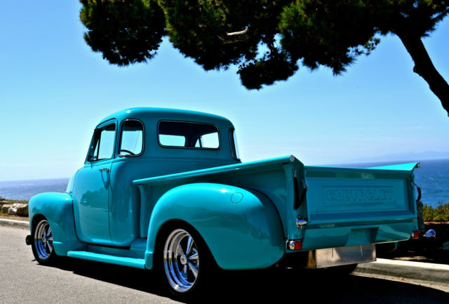 1952 Chevy Truck 3100 Immaculate Restomod - A/C, roller ...