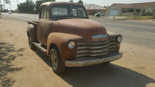 1952 chevy truck 5 window shortbbed for 1952 5 window chevy pickup for sale