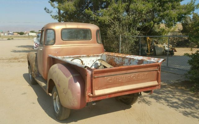 1952 chevy truck 5 window shortbbed for 1952 chevy pickup 5 window