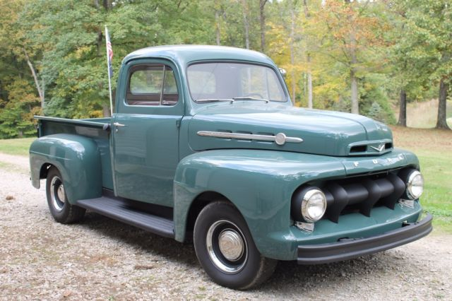1952 ford f1 pick up truck. Black Bedroom Furniture Sets. Home Design Ideas