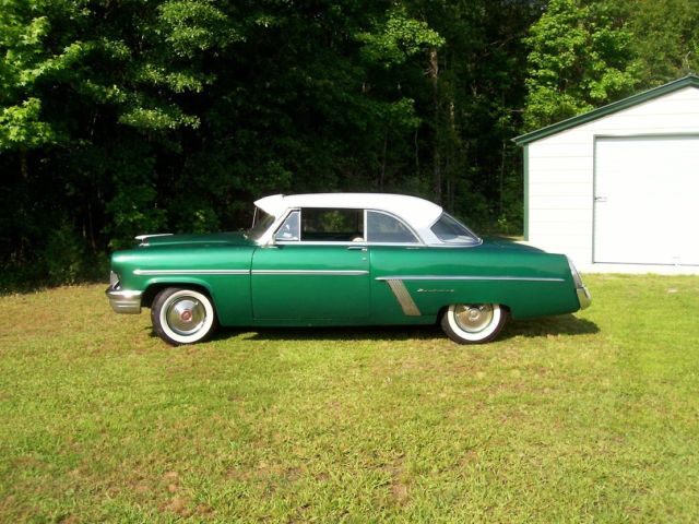 1952 Mercury Monterey 2dr Hardtop True Survivor Car