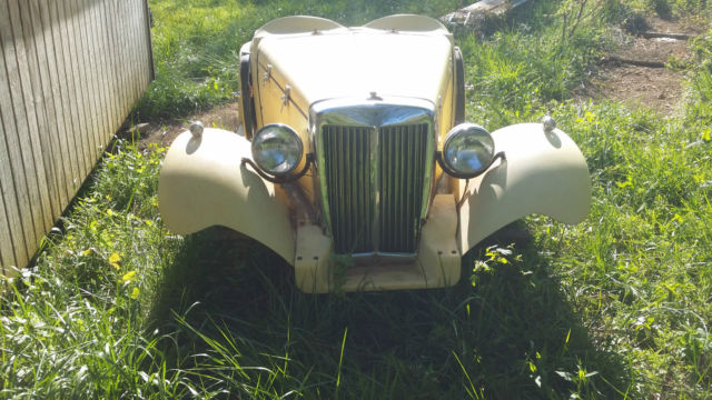1952 mg td kit body  roadster rat rod street rod  drag car