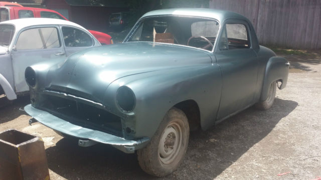 1952 plymouth 3 window business coupe concord for 1951 plymouth 3 window coupe