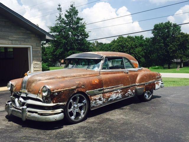 52 Pontiac Chieftain.'52 Pontiac Mischeif - Kindig It ...