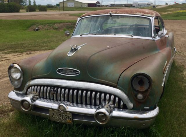 1953 buick roadmaster 2 door hardtop. Cars Review. Best American Auto & Cars Review