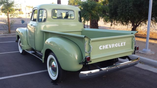 1953 chevrolet 3100 5 window deluxe shortbed 1947 1948 for 1953 5 window