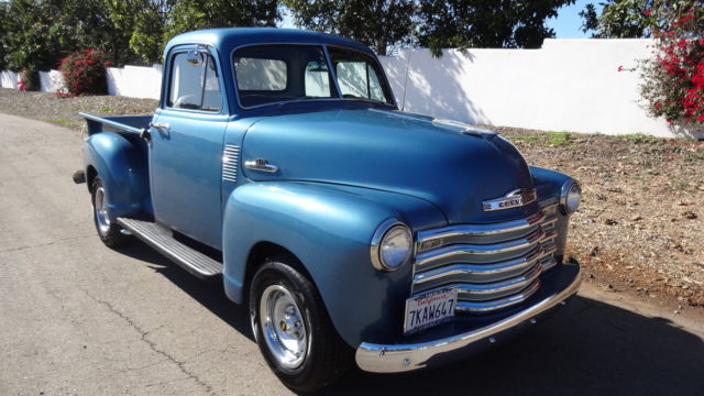 1953 chevrolet 3100 pickup truck 5 window short bed for 1953 chevy 5 window pickup
