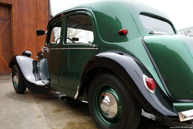 1953 Citroen Traction Avant Very Rare