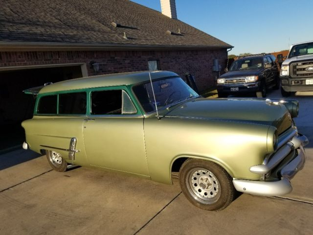 1953 Ford Mainline Ranch Wagon 2 Door