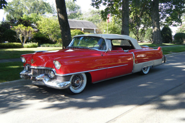 1954 cadillac eldorado convertible rust free new mexico car. Cars Review. Best American Auto & Cars Review