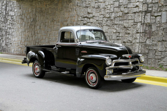 1954 chevrolet 3100 5 window pickup for 1954 chevy 5 window truck