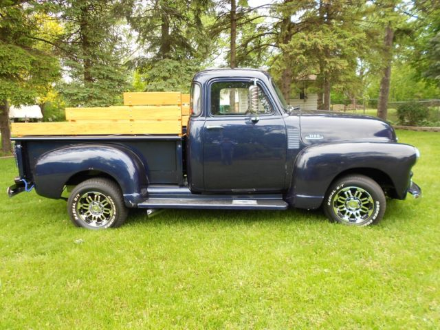 1954 chevrolet 5 window pickup for 1954 chevy truck 5 window
