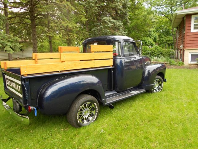1954 chevrolet 5 window pickup for 1954 chevy truck 5 window for sale