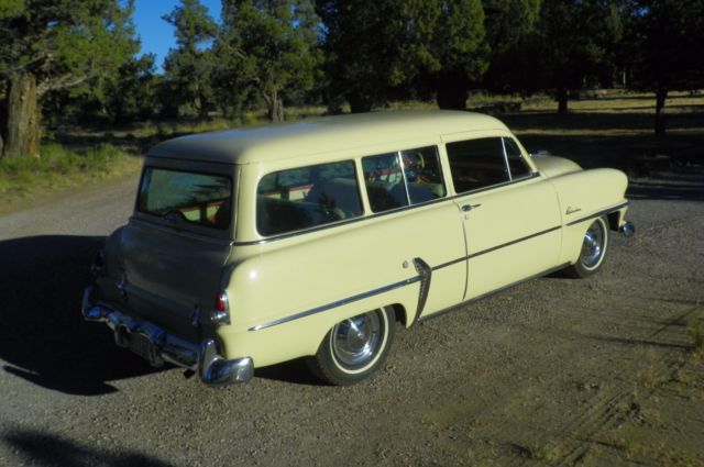 1954 Plymouth Belvedere Hardtop Coupe. Restored! SEE VIDEO ...   1954 Plymouth Belvedere Gas Mileage