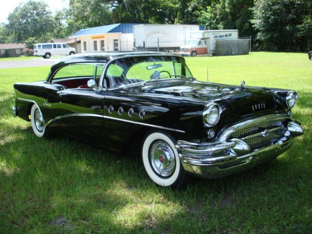 1955 buick century 2 door hardtop riviera for 1955 buick roadmaster 4 door