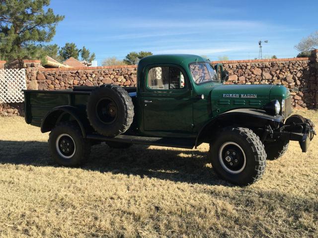 1950 Dodge Power Wagon >> 1955 Dodge Power Wagon Custom Truck NO RESERVE