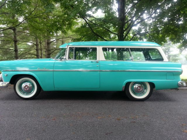 1955 ford 2 door ranch wagon for 1957 ford 2 door ranch wagon