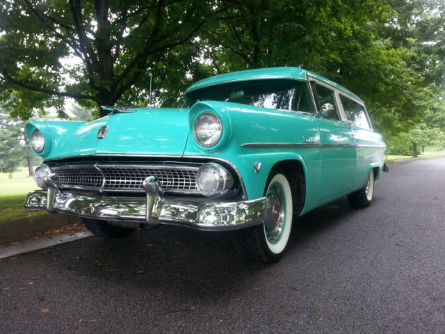 1955 ford 2 door ranch wagon for 1957 ford 2 door ranch wagon sale