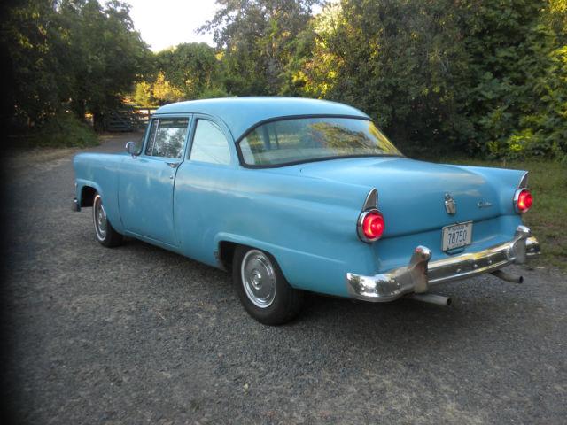 1955 ford 2 door sedan v8 mainline tudor for 1955 ford 2 door