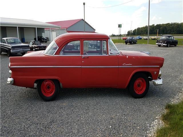 1955 ford customline 2 door 0 red 2 door post 302 manual for 1955 ford customline 2 door