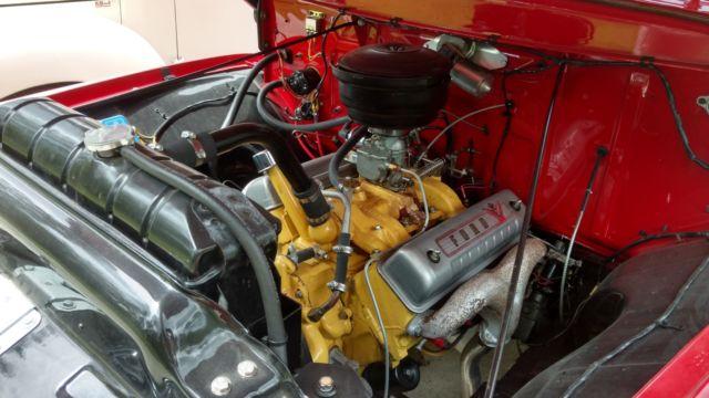 1956 56 Ford F100 Pickup Truck