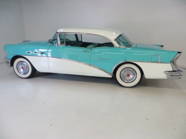 1956 buick special rivera classic 2 door hardtop power for 1956 buick special 2 door hardtop