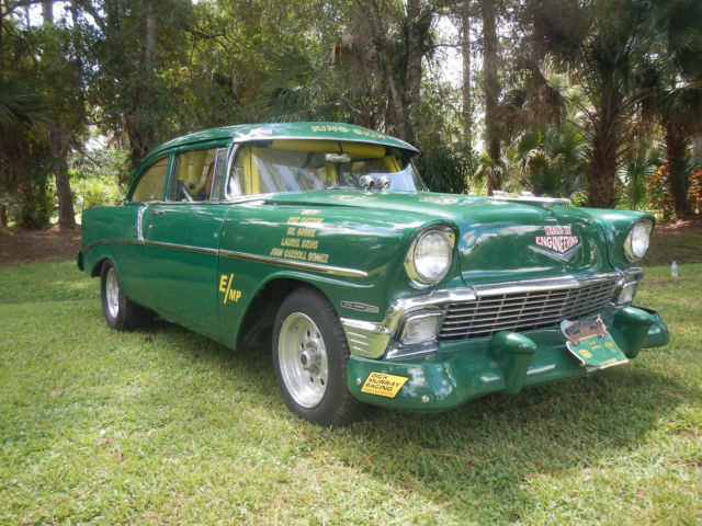 1956 chevrolet 210 2 door sedan race car street car for 1956 chevy 210 2 door sedan