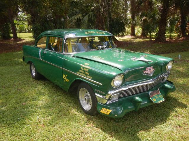 1956 chevrolet 210 2 door sedan race car street car for 1956 chevy 210 2 door sedan