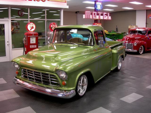 1956 chevrolet 3100 pick up street rod
